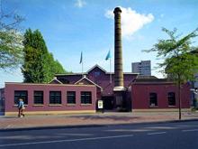 Fábrica de bombillas de Philips en Eindhoven