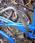 Candados para asegurar tu bici