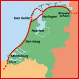 Ruta LF1 Noordzee