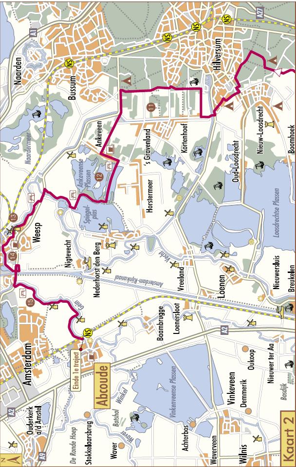 ruta por el corazon verde de Holanda 2