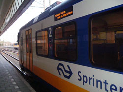 Trenes Holanda