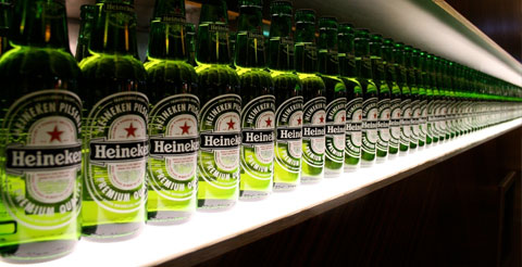 Museo Experiencia Heineken 7