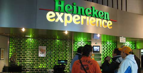 Museo Experiencia Heineken 2