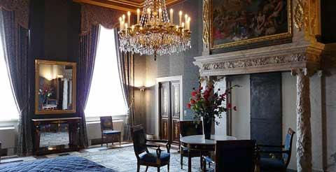 Interior palacio Real de amsterdam