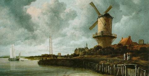 El molino de Wijkbij-Duurstede