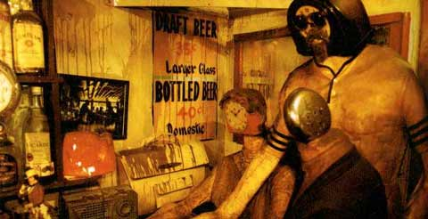 The Beanery - Edward Kienholz