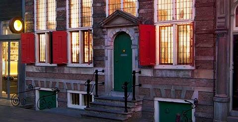 Exterior Casa de Rembrandt