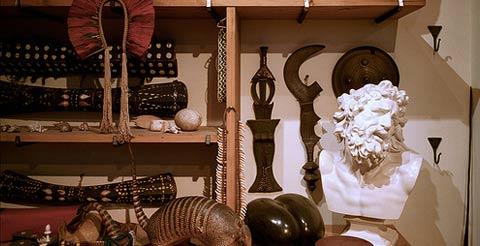 Interior Casa de Rembrandt